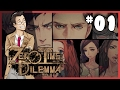 "watch he video of Zero Escape: Zero Time Dilemma | ""Coin Flip"" | Part 1"