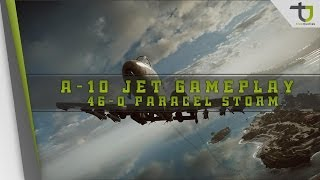 Battlefield 4 | 46-0 Killstreak - A-10 Attack Jet Gameplay | Paracel Storm - 1ron-tjunfisk