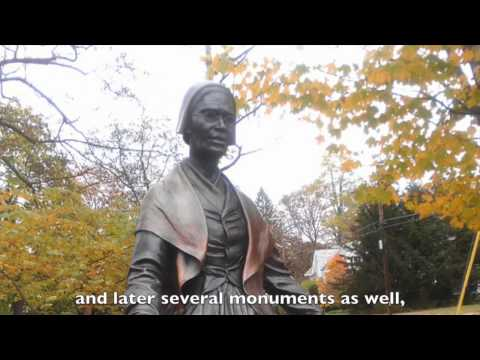Sojourner Truth - the woman, the abolitionist, the Dutch speaker