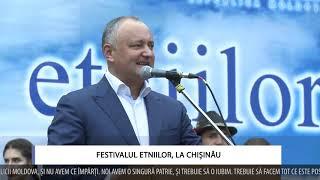 Festivalul etniilor, la Chișinău