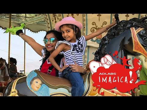 Adlabs Imagica Family Fun Vlog - Part 1 | Imagica Theme Park Review | Indian Mom On Duty