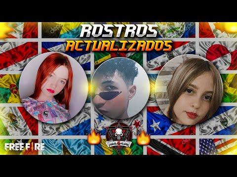 ROSTROS ACTUALIZADOS DEL CLAN RE4LG4LIFE 2020 | FREE FIRE - RE4LG4LIFE OFICIAL
