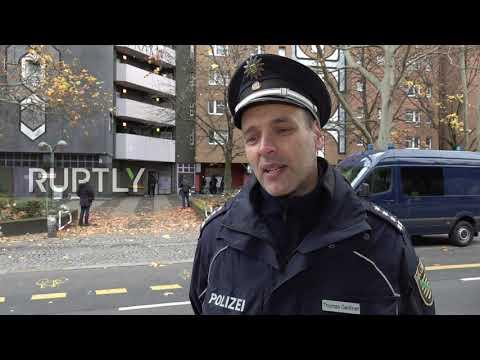 Germany: Three detained in Berlin as police probe Dresden museum jewellery heist