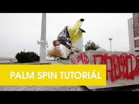 Palm Spin Parkour Tutorial | Tomáš ´Sahir´ Taran