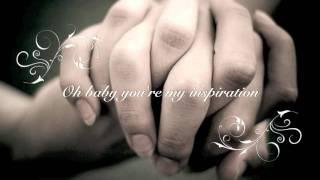 If This World Were Mine (with lyrics on screen)
