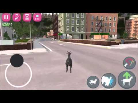 how to get stoned goat goat simulator