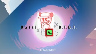 [Collab] Battle for BFDI has a Sparta Remix