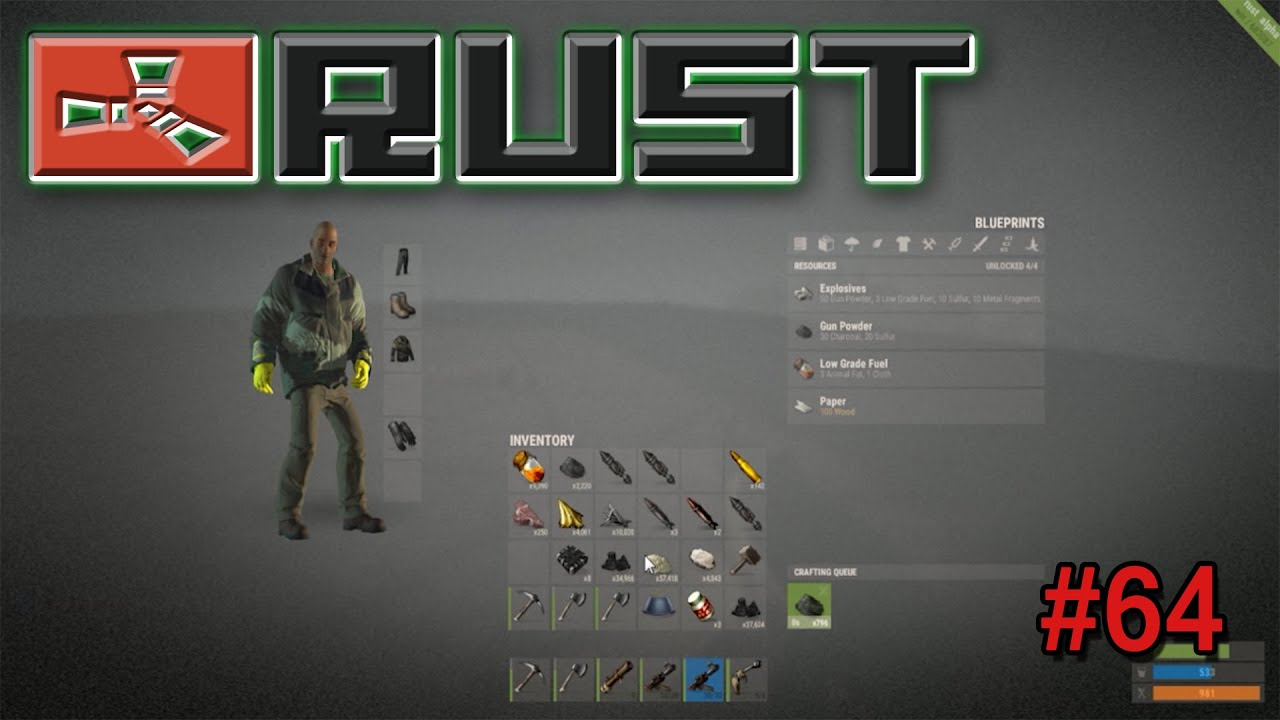 Rust 64 kurze c4 herstellen german lets play youtube rust 64 kurze c4 herstellen german lets play malvernweather Image collections