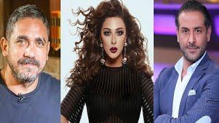 ممثلة لبنانية تعلق على خطوبتها من عبد المنعم عمايري..مفاجأة من ميريام فارس وأمير كرارة يخاطر بحياته