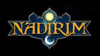 Nadirim - Clockwork Guardian Speed Drawing