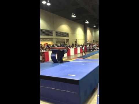 Blues & BBQ Invitational: River City Gymnastics