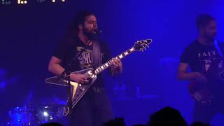 """Dark Sentencer (1st time live)"" Coheed and Cambria@Chameleon Club Lancaster, PA 5/30/18"