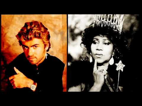 George Michael & Aretha Franklin - I knew you were waiting for me - in memory of two great stars