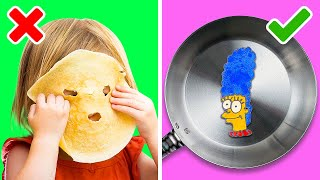 AMAZING PANCAKE IDEAS || 5-Minute Breakfast Tricks For The Best Day Ever!