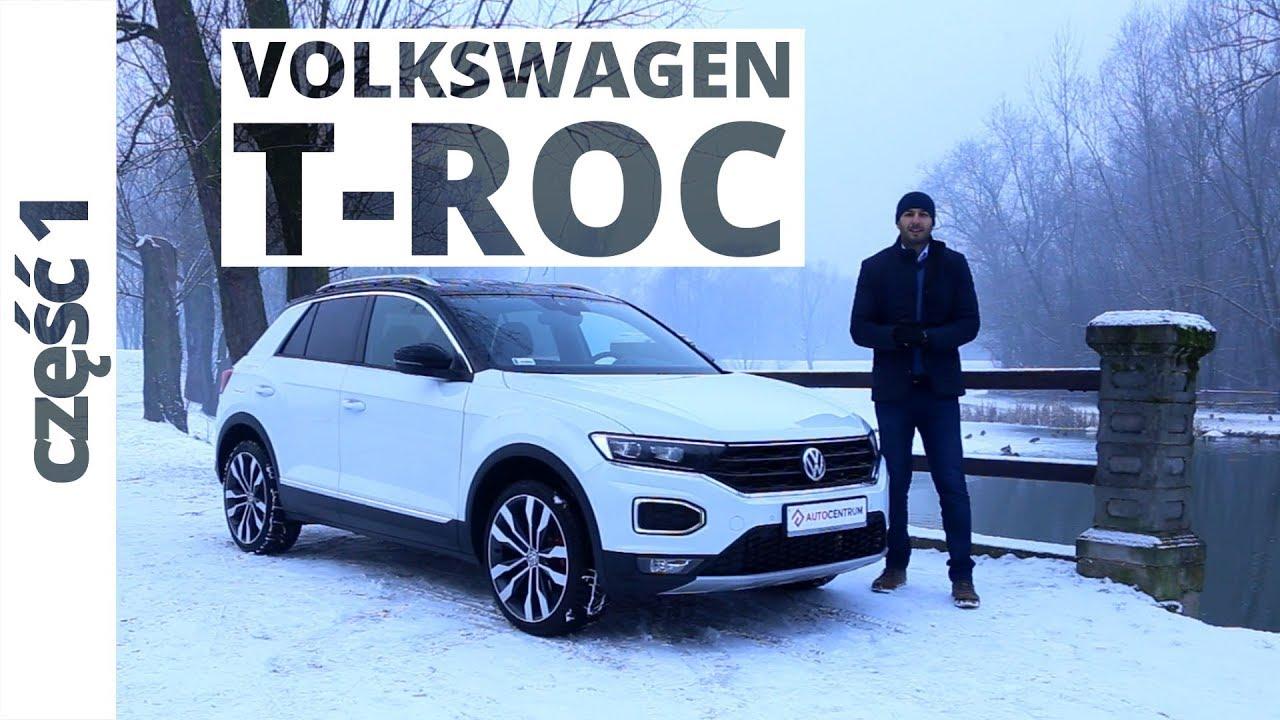 Volkswagen T-Roc 2.0 TSI 190 KM, 2018 – test AutoCentrum.pl #375