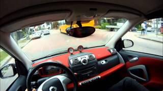 Test Drive smart Center Batel
