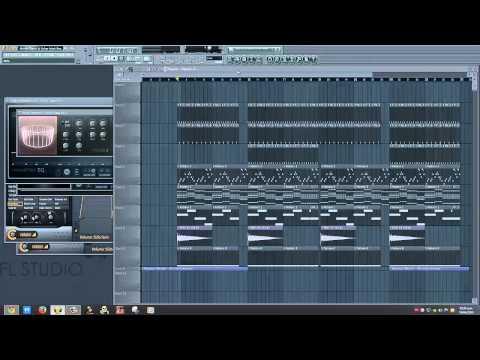 Martin Garrix Feat. Usher - Don't Look Down (Original Mix) (FL Studio Remake + FLP)