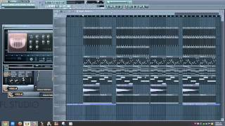 Martin Garrix Feat. Usher - Don't Look Down (Original Mix) (FL Studio Remake + FLP)