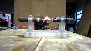 Plasma speaker / Na Golici