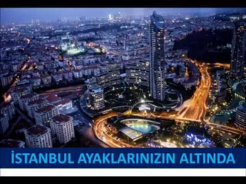 İstanbul'un En Prestijli Penthouse & Ofisi