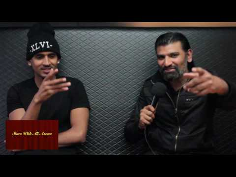 Char Avell Interview part 1: Stars With Ali Azeem