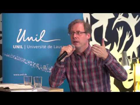""""""" Entre écologie et économie, un monde à venir"""" - Rencontre avec Christian Arnsperger"""