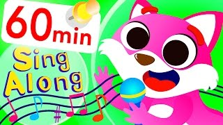KARAOKE Baby Bear & Shark, Apples & Banabas, Peekaboo by Little Angel: Nursery Rhymes & Kid's Songs