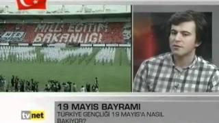 19 Mayıs 2011 - TV Net _ Genc Siviller Fatih Demirci.wmv