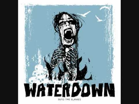 "Waterdown - ""Saving Privat Honesty"" vom neuen Album ""Into the Flames"""