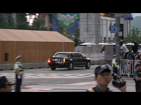 Trump arrives in Seoul, South Korea following G20 summit | AFP