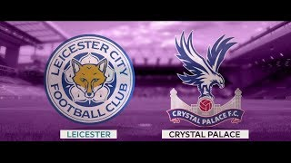Chamada: Premier League - Leicester x Crystal Palace - RedeTV! (23/02/2019)