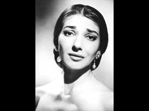 Maria Callas -  L'altra notte in fondo al mare (Boito - Mefistofele)