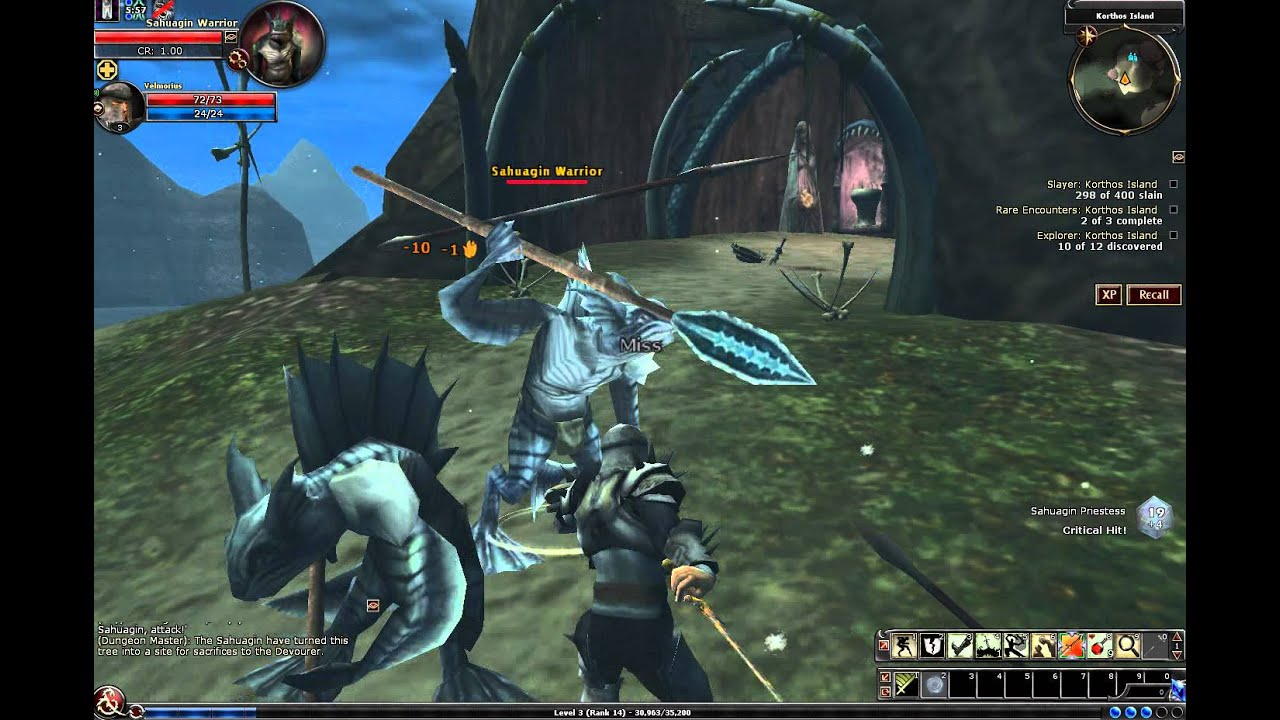 Dungeons And Dragons Online Where To Find The Rare Encounter