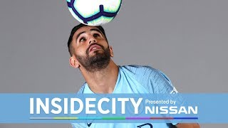 RIYAD MAHREZ IN FULL CITY KIT! | INSIDE CITY 299