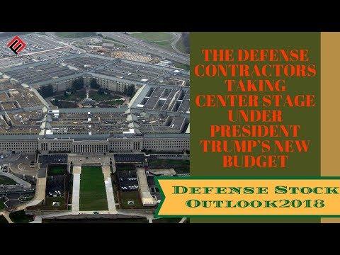 Defense Stocks Taking Wall Street To War