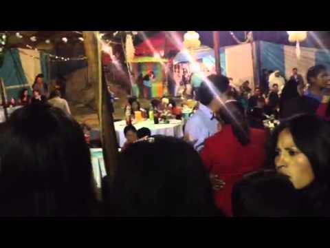 Sonido Bam Bam En El Barrio De San Pedro Almoloya De Juárez