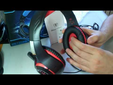 Beexcellent Pro Gaming Headset GM-1 5