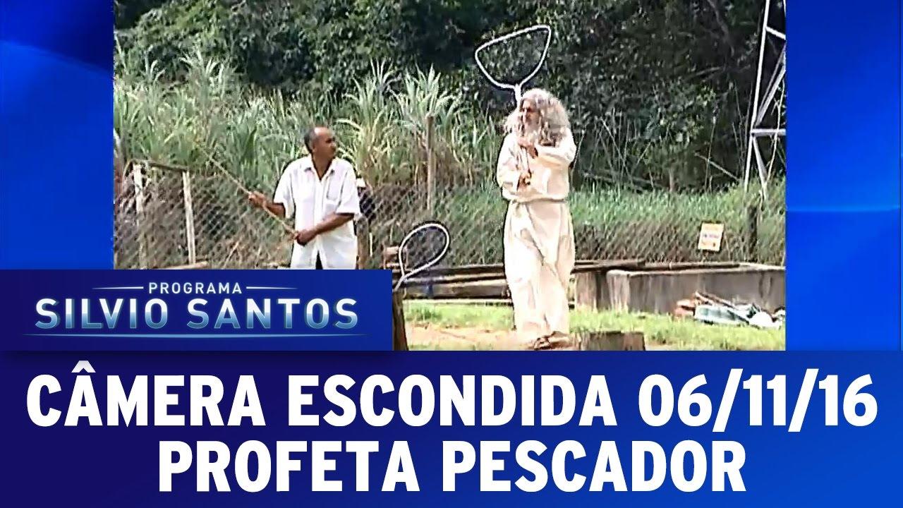 Download Câmera Escondida (06/11/16) - Profeta Pescador