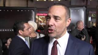 Concussion: Director Peter Landesman AFI Red Carpet Movie Premiere Interview
