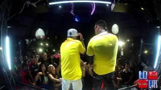 Baby Rasta y Gringo - Me Niegas En Vivo Lolas Club