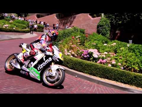 Stefan Bradl MotoGP City Ride - Red Bull U.S. Grand Prix