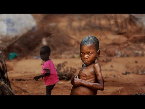 UN calls for aid for Africa: Millions face starvation due to drought, fighting