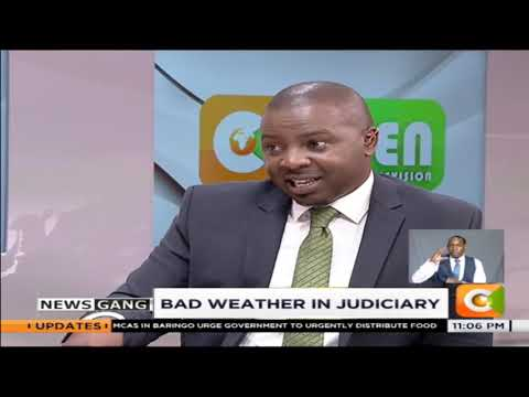 NEWS GANG | The Judiciary's downfall
