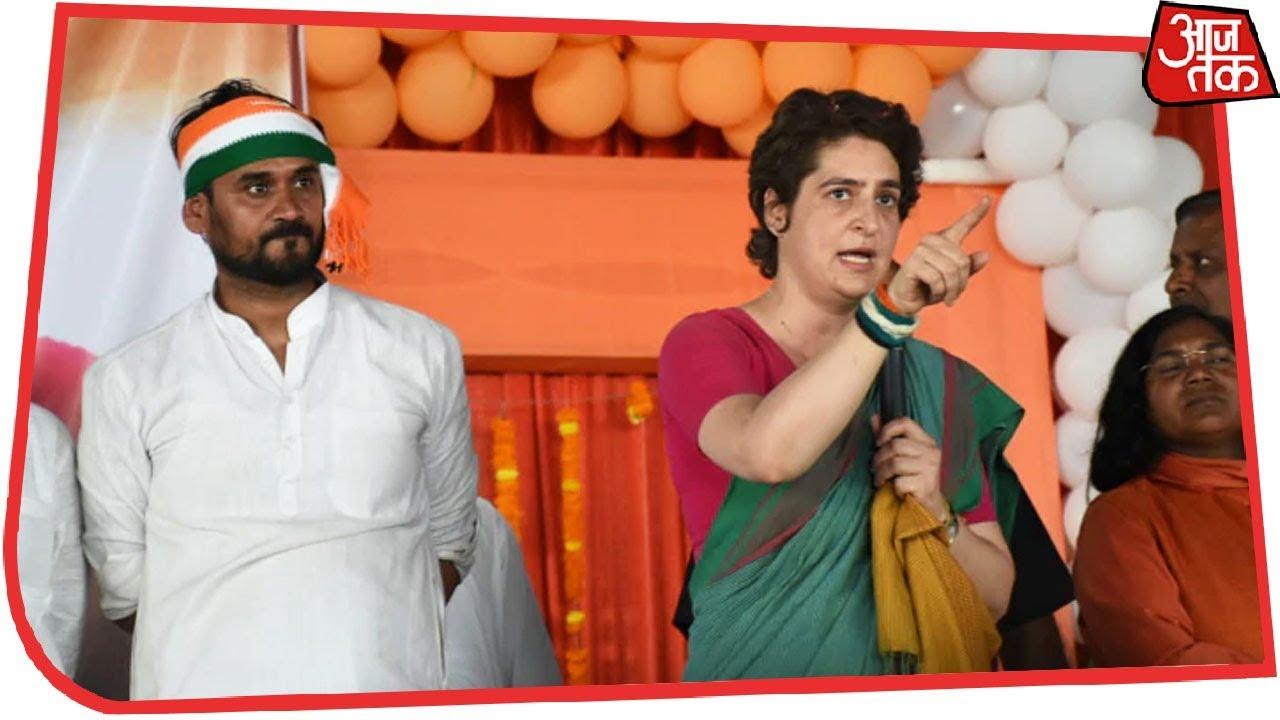 क्या Priyanka Gandhi के आने से Congress को चुनाव में होगा फायदा? हल्ला बोल Anjana Om Kashyap के साथ