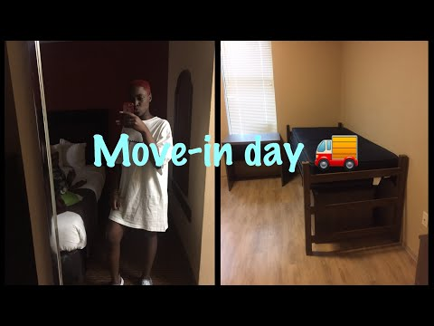 Move in day | Tyler Junior College 🎒