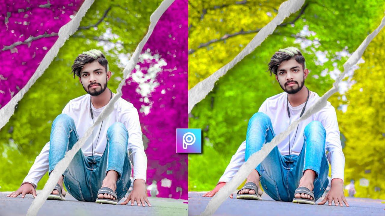 PicsArt-New Creative Photo Editing    Lightroom Photo Editing    Dm Editor