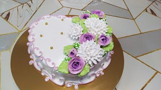 Торт Сердце для любимого мужа