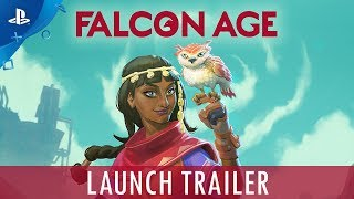 Falcon Age - Launch Trailer | PS4, PS VR