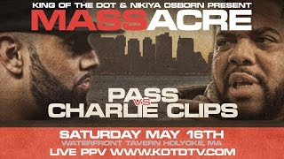 Pass vs Charlie Clips