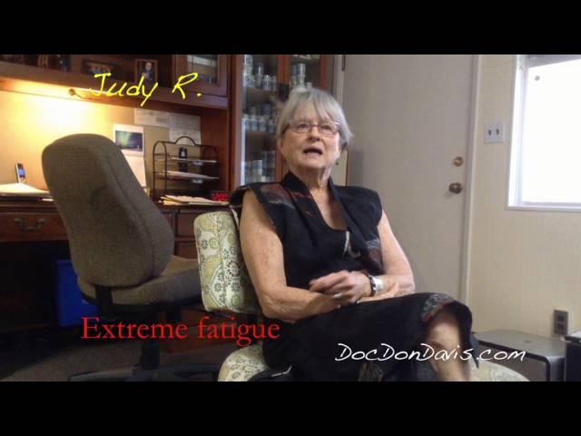 Judy R IBS (irritable bowel) Testimonial